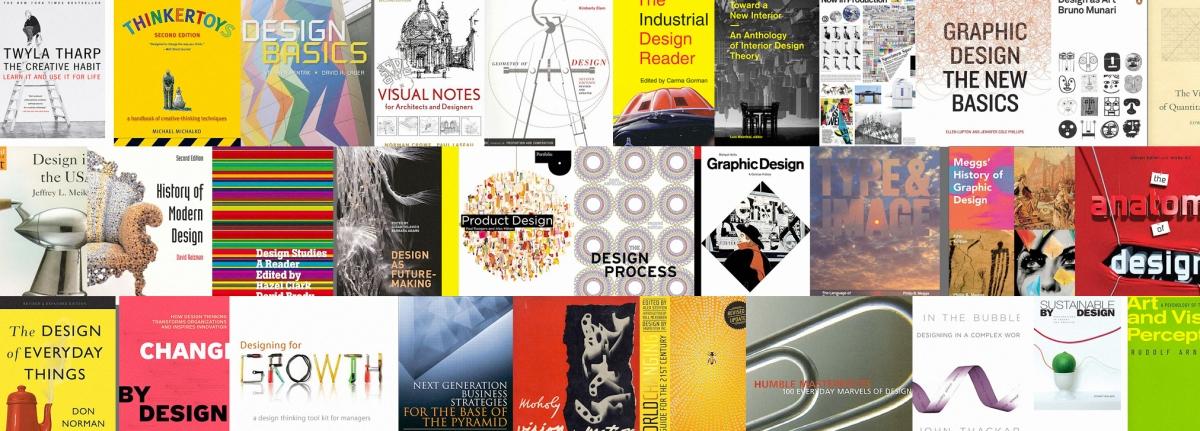 หนังสือ 35 เล่มที่นักออกแบบควรอ่านอย่างยิ่ง!