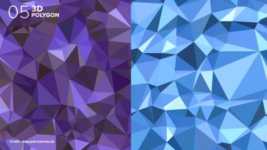 3D Polygon 01