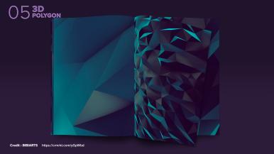 3D Polygon 02