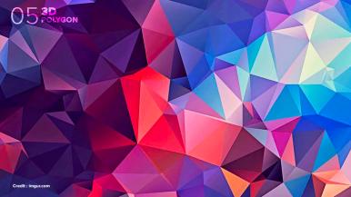 3D Polygon 03