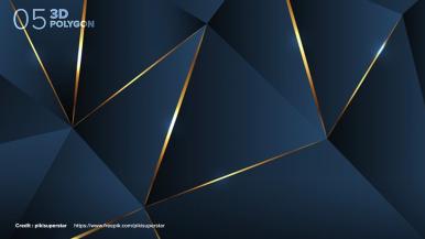 3D Polygon 04