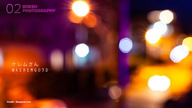 Bokeh Photography 01