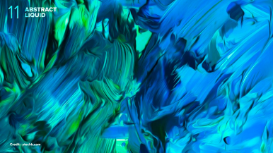 Colorful Liquid 06