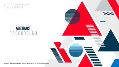 Geometric Background 02
