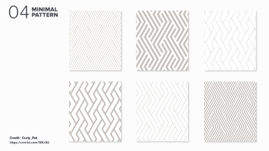 Minimal Pattern 02