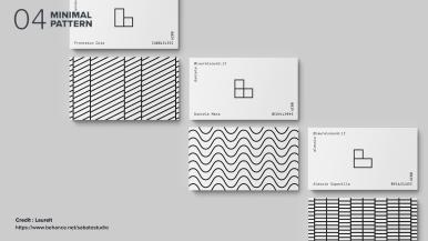 Minimal Pattern 05