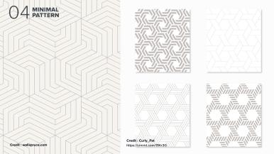 Minimal Pattern 06