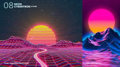 Neon Cybertron 01