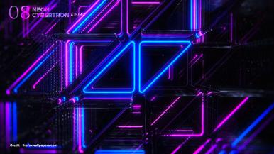 Neon Cybertron 03