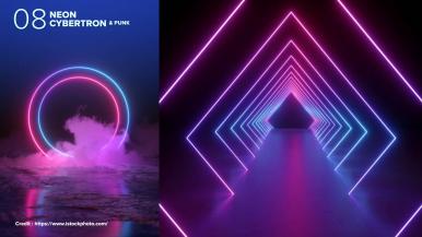 Neon Cybertron 04