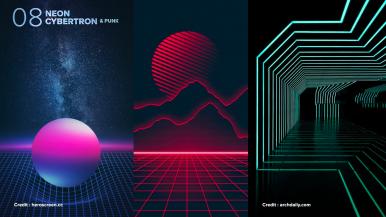 Neon Cybertron 05